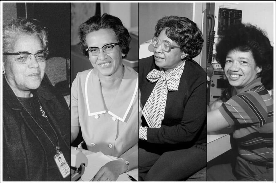 Le donne premiate con la Medaglia d'oro del Congresso