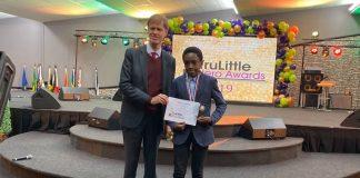 Il giovane Chika Ofili premiato per la sua scoperta sui numeri divisibili per 7