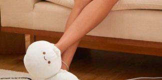 Le pantofole riscaldate di Smoko
