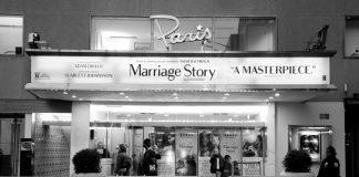 Il cinema Paris a New York riaperto da Netflix