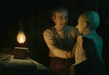 Roberto Benigni nei panni di Geppetto nel Pinocchio di Matteo Garrone