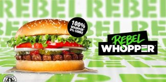 Il Rebel Whopper