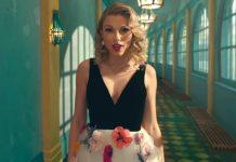 Taylor Swift in uno dei suoi videoclip