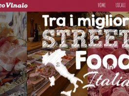 Il sito dell'Antico Vinaio a Firenze