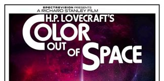 Color Out of Space, tratto dai racconti di H.P. Lovecraft