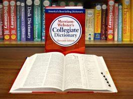 Il Dizionario Merriam-Webster
