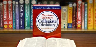 Il Dizionario Merriam-Webster