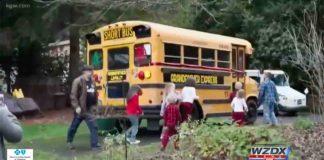 Lo scuolabus del nonno