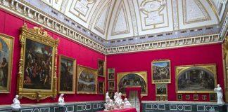 La Sala di Raffaello all'Orangerie di Sans Souci a Potsdam