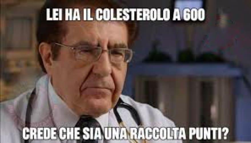 Un meme sul dottor Nowzaradan