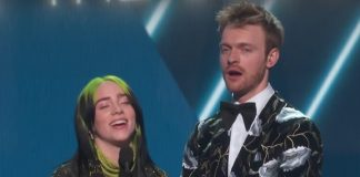 Billie Eilish coi suoi Grammy