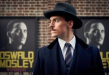 Oswald Mosley com'è rappresentato in Peaky Blinders