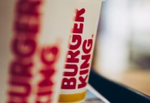 San Valentino al Burger King