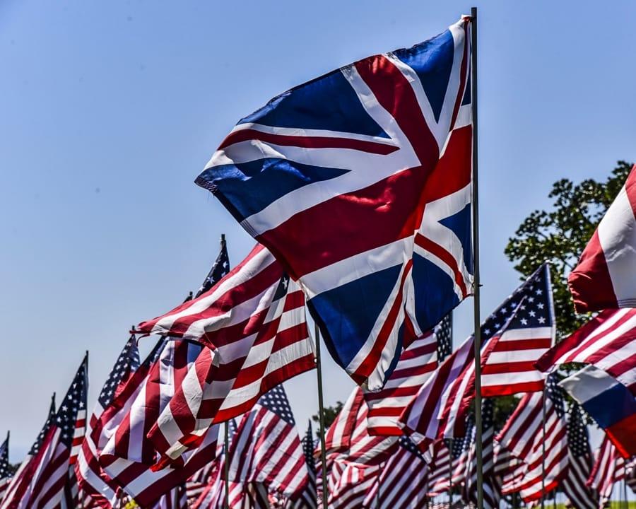 Le differenze tra inglese e americano