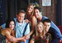 Il cast di Friends