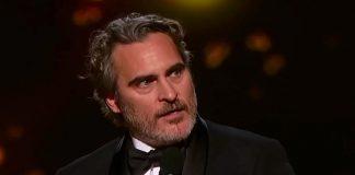 Joaquin Phoenix agli Oscar