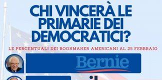 Chi vincerà le Primarie dei Democratici?