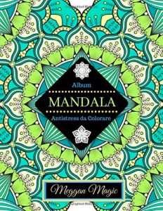 L'album Mandala, da colorare