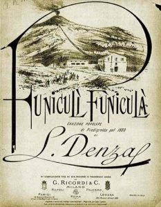 Funiculì Funiculà