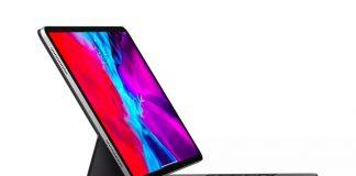 Il nuovo iPad Pro con la sua Magic Keyboard