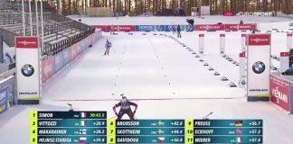 L'undicesimo e deciso posto di Dorothea Wierer nel biathlon