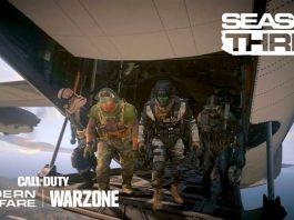 Arriva la stagione 3 di Call of Duty: Modern Warfare