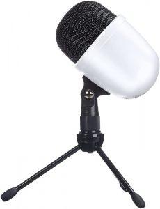 Il microfono da scrivania AmazonBasics