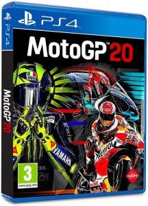 MotoGP 20 per PS4