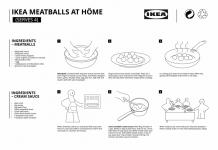 La ricetta delle polpette Ikea