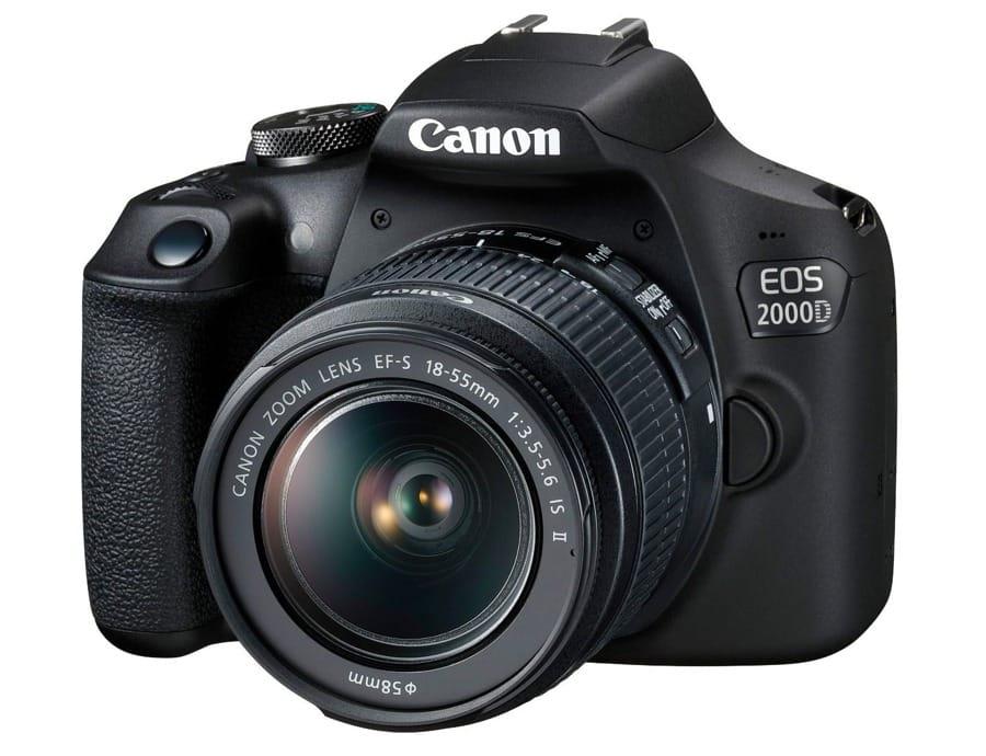 La Canon EOS 2000D