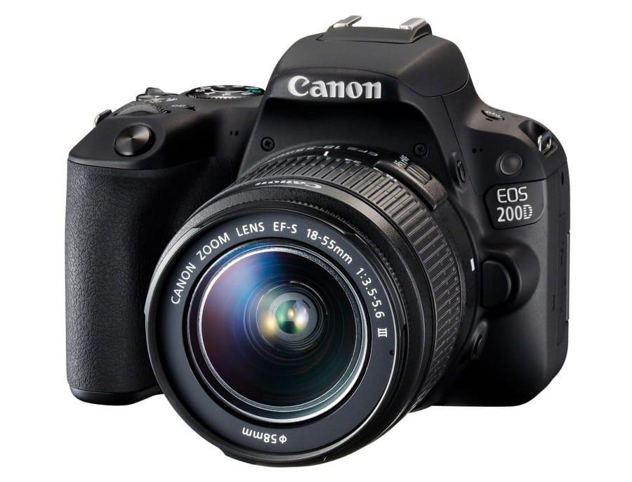 La Canon EOS 200D