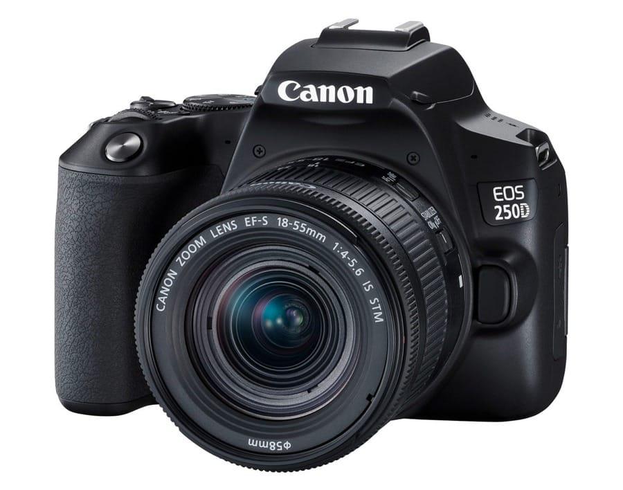 La Canon EOS 250D