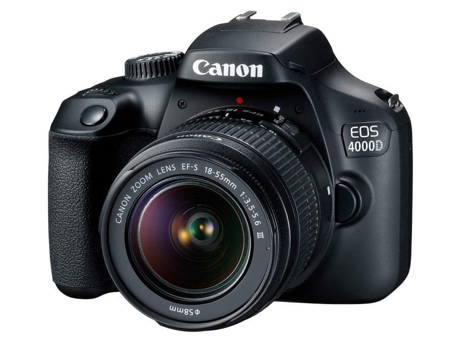 La Canon EOS 4000D