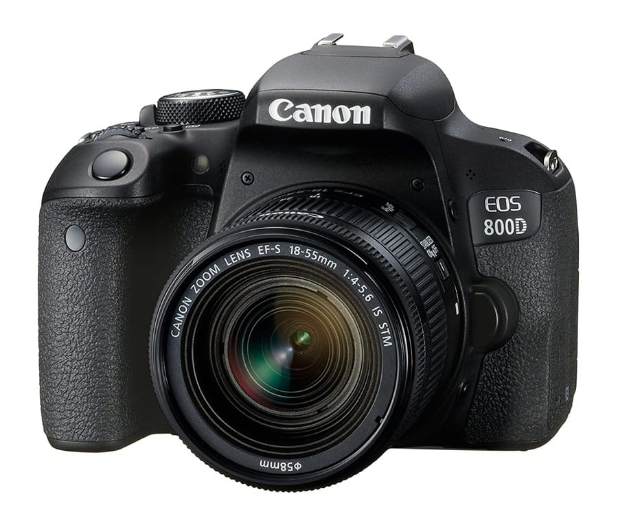 La Canon EOS 800D