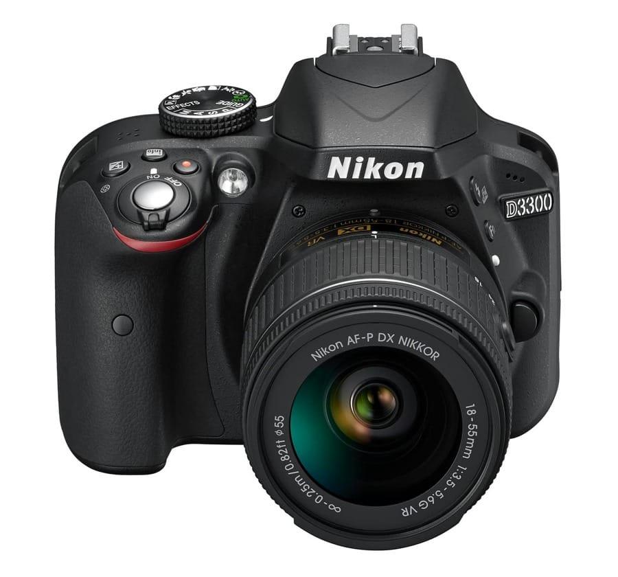 La Nikon D3300