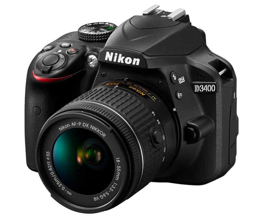 La Nikon D3400