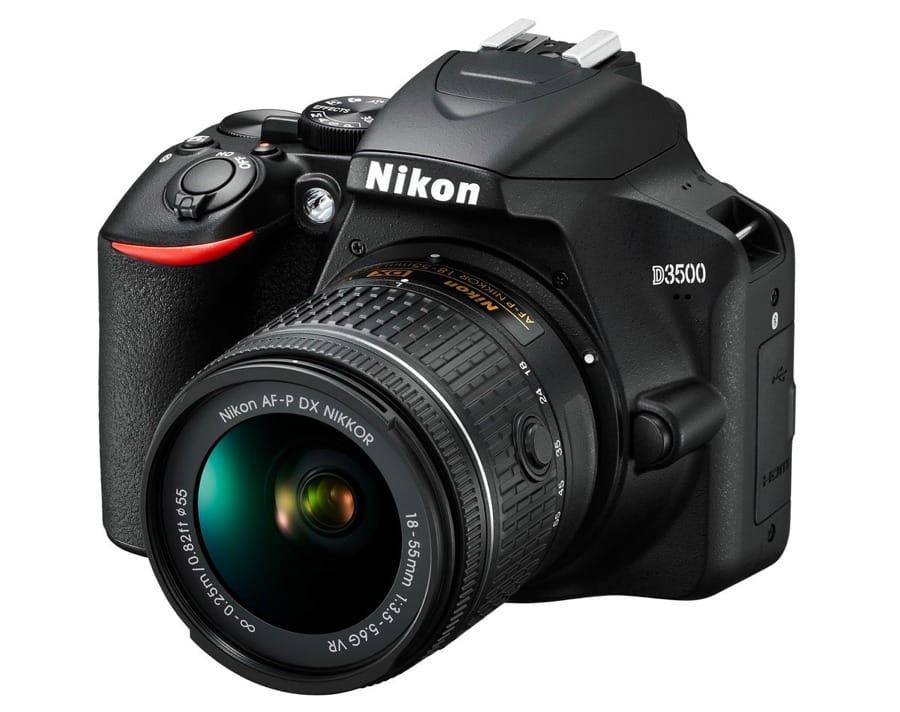 La Nikon D3500