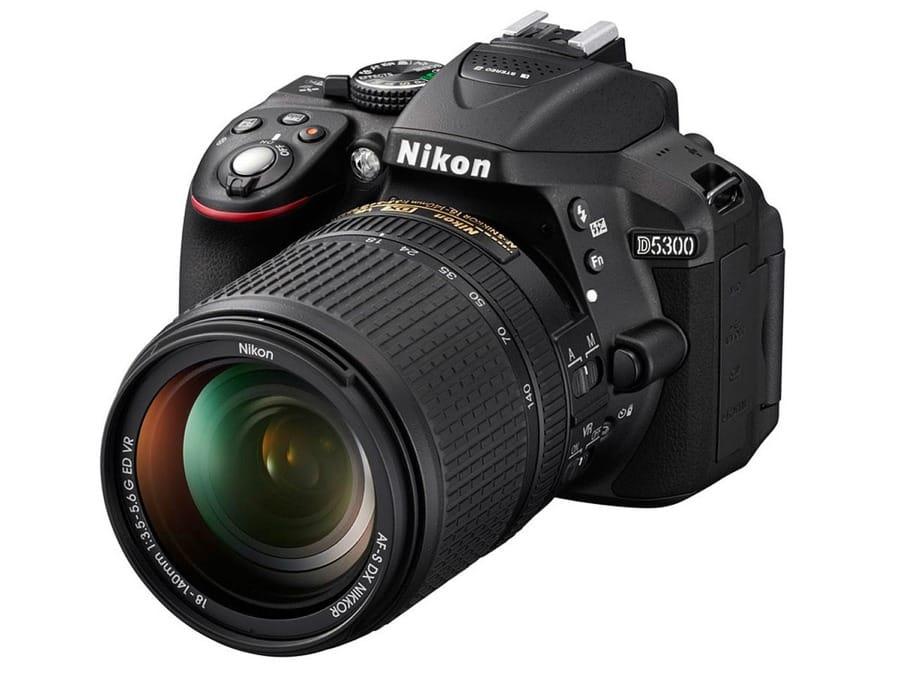 La Nikon D5300