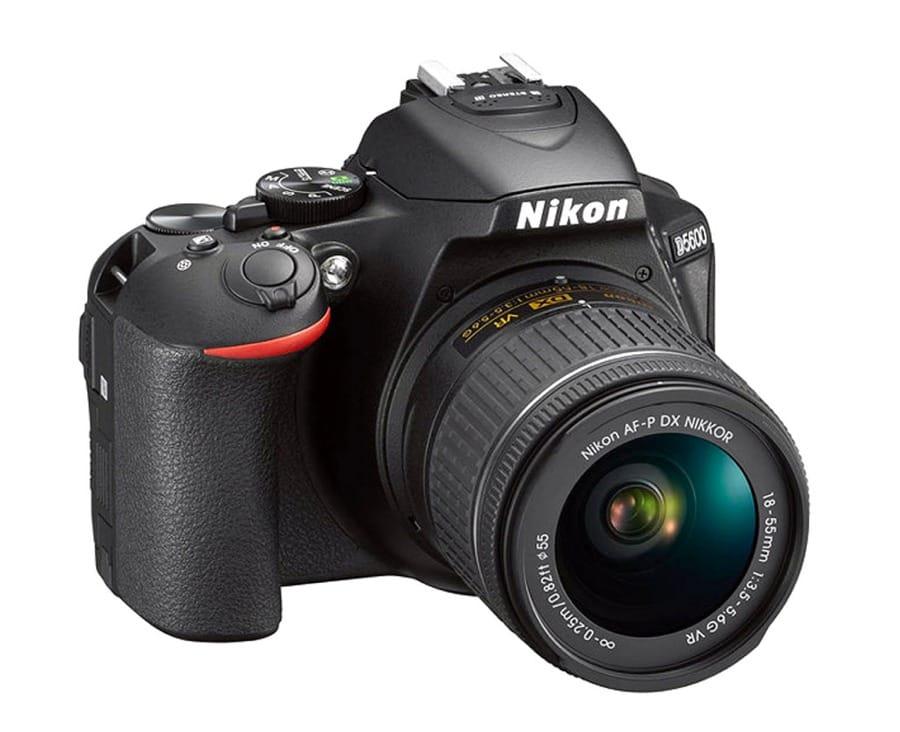 La Nikon D5600