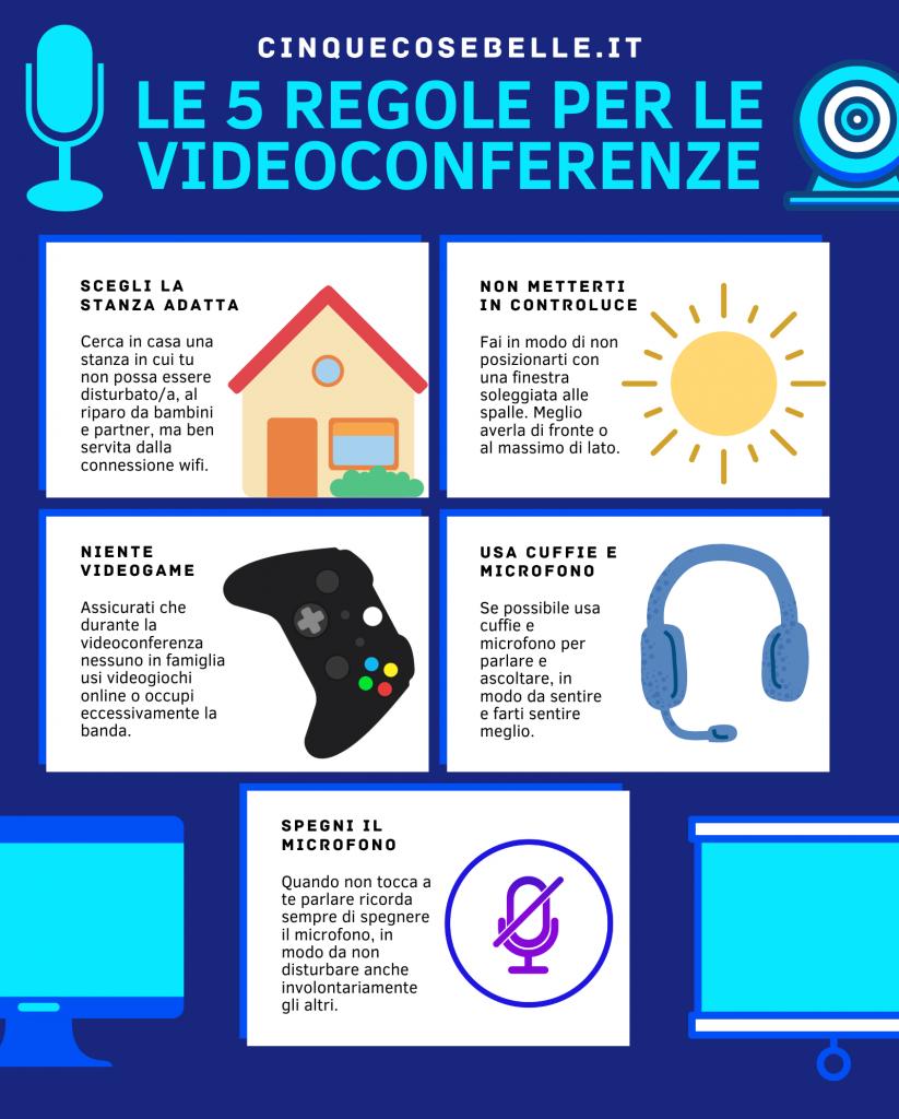 I consigli per videoconferenze efficaci