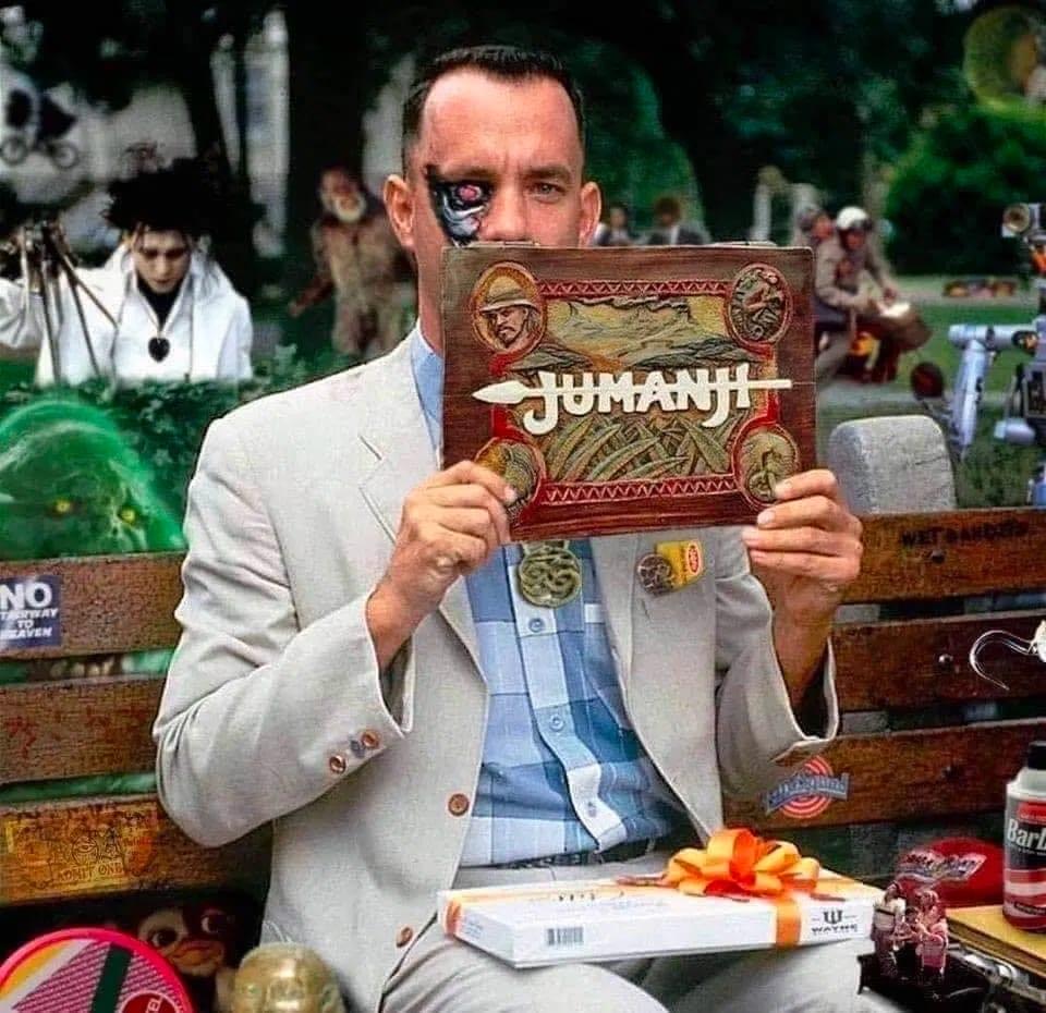 Il rompicapo per cinefili a partire da un'immagine di Forrest Gump