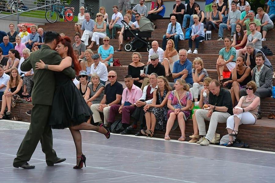 La passione e la musica del tango