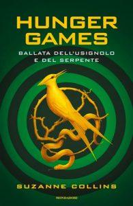 La ballata dell'usignolo e del serpente, nuovo capitolo della saga di Hunger Games di Suzanne Collins