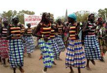 Donne sudanesi