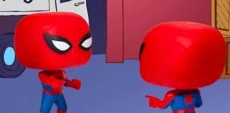 La Funko Pop del meme di Spider-Man