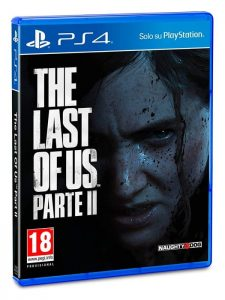 La copertina di The Last of Us Parte 2