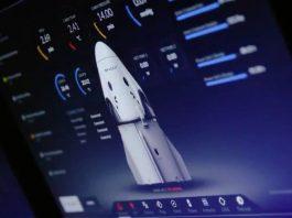 Il simulatore di SpaceX