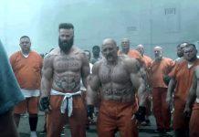 Keanu Reeves e Alex Winter coi muscoli finti nel trailer del nuovo film di Bill & Ted