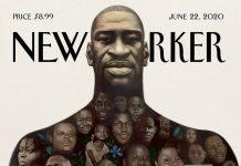 La copertina del New Yorker di Kadir Nelson dedicata a George Floyd