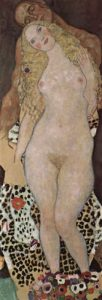 Adamo ed Eva di Klimt